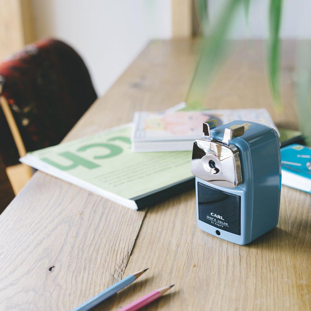 鉛筆削り (ブルー)