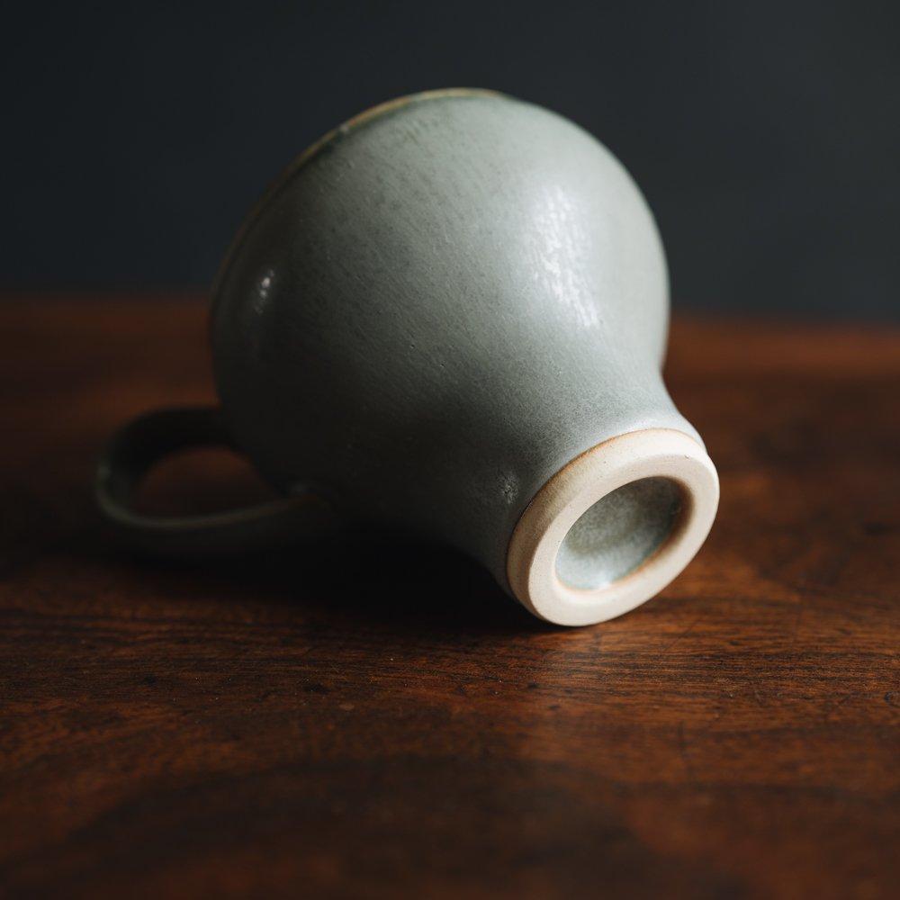 (2021年9月) コーヒーのためのカップ tall(アンティークグリーン)