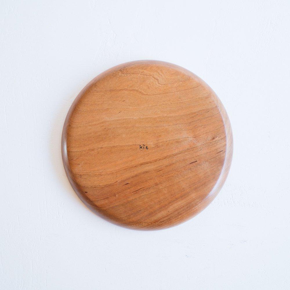 (2021年10月)木絵雑貨 お盆(サクラ) トイプー き4