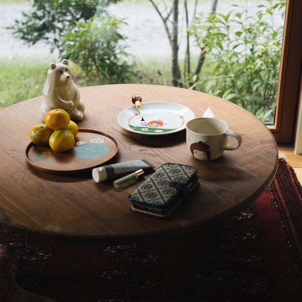 (2021年10月)木絵雑貨 カトラリー フォーク いちご き12