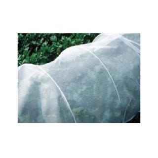 寒冷紗(白) 1.8×5m