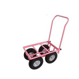 ピンクの強力ハウスカー