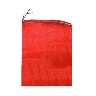 籾消毒袋 赤 400×650mm ラベルなし 50枚セット