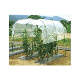 第一ビニール 家庭菜園用雨よけセットワイド