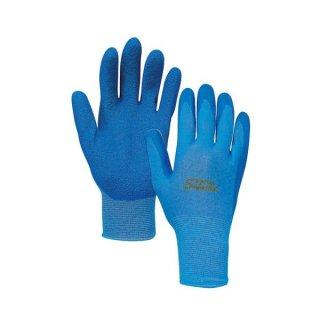 おたふく手袋 冬用ソフキャッチ 薄手 ゴム手袋 裏起毛 A-364