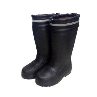 シンセイ カルマンモス 超軽量長靴 SS-0157 ブラック