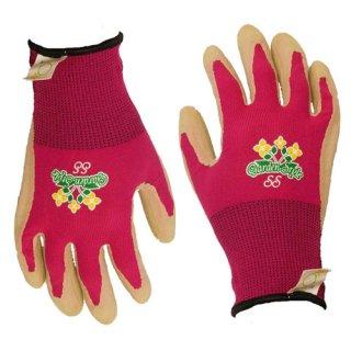 アトム g-style ガーデニング用手袋 G6-3 ラバーファーム ピンク SS
