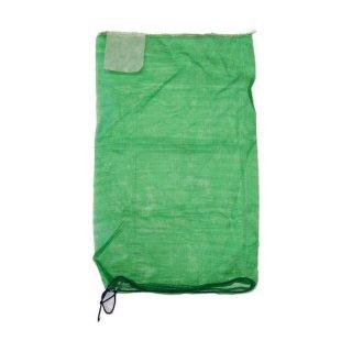 籾消毒袋 緑 400×650mm ラベル付 25枚セット