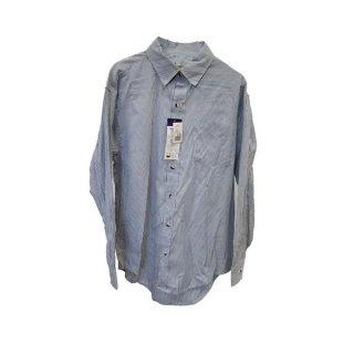紳士 ヒッコリーシャツ 柄おまかせ M〜Lサイズ