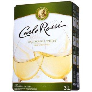 カルロ ロッシ カリフォルニア 白 3000ml※4本まで1個口で発送可能