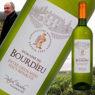 果実味豊かで滑らか!クリーンで親しみやすい辛口白ワイン ドメーヌ・ド・ボルデュー ブラン 750ml ※12本まで1個口で発送可能
