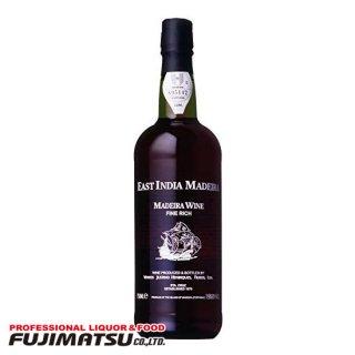 イーストインディア マデイラ ファインリッチ 750ml マデラ酒