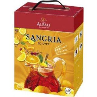 ヴィニャ・アルバリ サングリア 3000ml ※4本まで1個口で発送可能