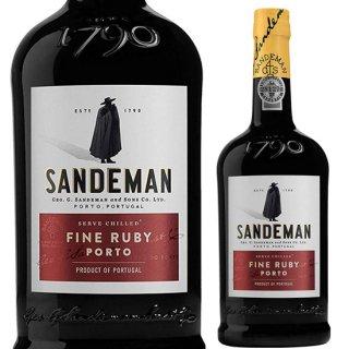 サンデマン サンデマン ファイン ルビーポート 750ml ※12本まで1個口で発送可能