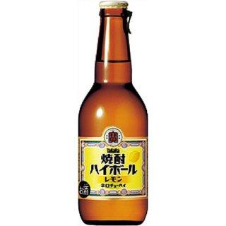 宝(タカラ)酒造 TaKaRa 焼酎ハイボール 壜詰 【レモン】 280ml×12本※6本まで1個口で発送可能