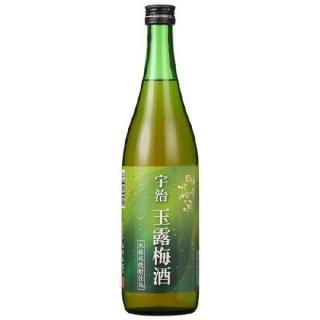 北川本家 宇治玉露梅酒 720ml