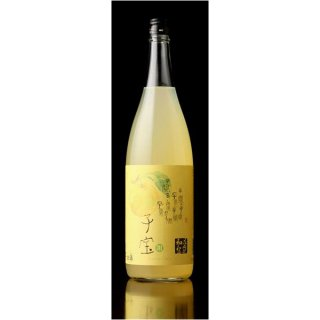 楯野川酒造 子宝 庄内の和梨 1800ml※6本まで1個口で発送可能