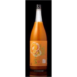 楯野川酒造 子宝 番外編マンゴー 1800ml※6本まで1個口で発送可能