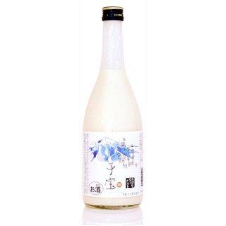 楯野川酒造 子宝 鳥海山麗ヨーグルト 720ml※6本まで1個口で発送可能