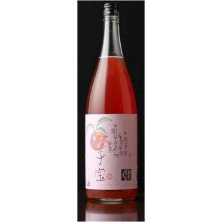 楯野川酒造 子宝 山形すもも 1800ml※6本まで1個口で発送可能