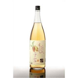 楯野川酒造 子宝 南高完熟梅酒 1800ml ※6本まで1個口で発送可能