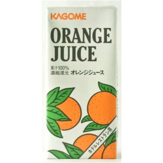 カゴメ オレンジジュース ホテルレストラン用 1L