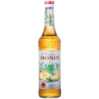 モナン CORDIAL(コーディアル)ライム果汁 700ml