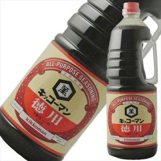 キッコーマン醤油 濃口徳用しょうゆ 業務用1.8L