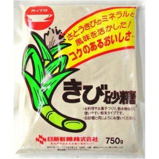 日新製糖 きび砂糖 750g