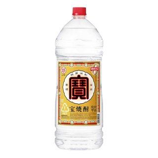 宝(タカラ)酒造 宝焼酎 エコペット 4000ml ※4本まで1個口で発送可能