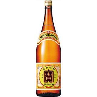 宝(タカラ)酒造 タカラ本みりん 1800ml※6本まで1個口で発送可能