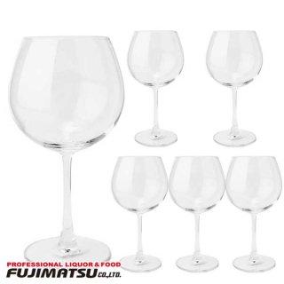 【6脚セット】マディソン ワイングラス ブルゴーニュ 650ml(650cc)×6 オーシャン 食洗器可