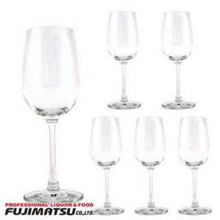 【6脚セット】マディソン ワイングラス レッド 425ml(425cc)×6 オーシャン 食洗器可