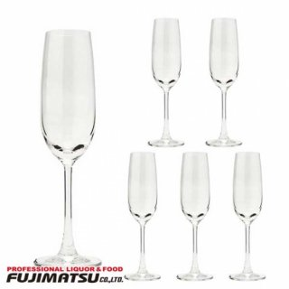 【6脚セット】マディソン ワイングラス フルートシャンパーニュ 210ml(210cc)×6 オーシャン 食洗器可