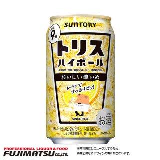 サントリー トリスハイボール缶 おいしい濃いめ 350mll※48本まで1個口で発送可能