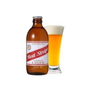 【*訳アリ 賞味期限 2021/8/31】レッドストライプ 330ml ジャマイカ ラガー ビール ※24本まで1個口で発送可能