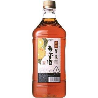 サントリー 特撰 樹成り完熟 あんず酒 1.8L(1800ml)