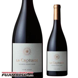 【セールワイン】 ラクロワザード レゼルヴ ピノ・ノワール 750ml ※12本まで1個口で発送可能
