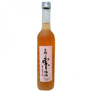 鶴正酒造 古都の雫 梅酒 500ml