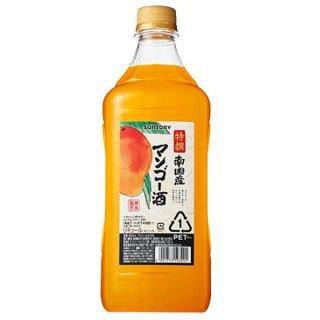 サントリー 特撰果実酒房 南国産マンゴー酒1.8L(1800ml)