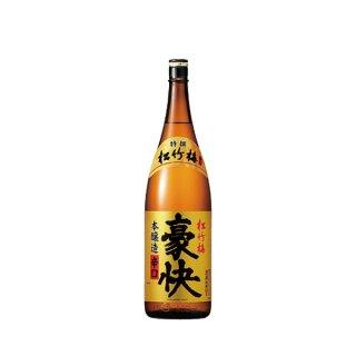 宝(タカラ)酒造 特撰松竹梅「豪快」 【本醸造】 辛口 1800ml