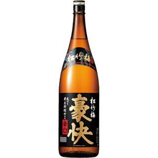 宝(タカラ)酒造 上撰松竹梅「豪快」辛口 1800ml