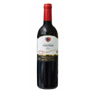 高畠ワイン ローグルルージュ [2014] 750ml ※12本まで1個口で発送可能