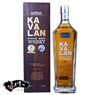 KAVALAN カバラン クラシック シングルモルトウイスキー 40度 700ml カヴァラン ※12本まで1個口で発送可能