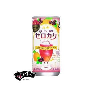 アサヒ ゼロカク カシスオレンジテイスト 缶200ml