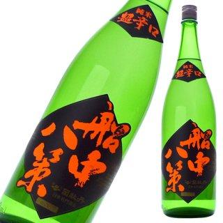 司牡丹 船中八策 純米超辛 1800ml