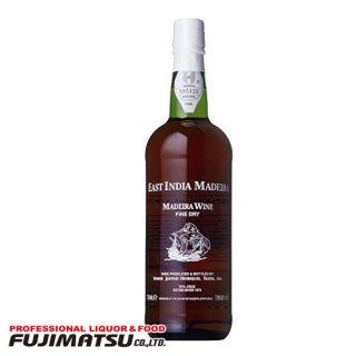 イーストインディア マデイラ ファイン ドライ 750ml マデラ酒