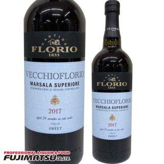 マルサラ スペリオーレ ドルチェ 750ml ヴェッキオ フローリオ