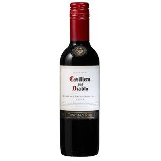 コンチャイトロ カッシェロ ディアブロ カベルネ・ソーヴィニヨン 375ml※12本まで1個口で発送可能