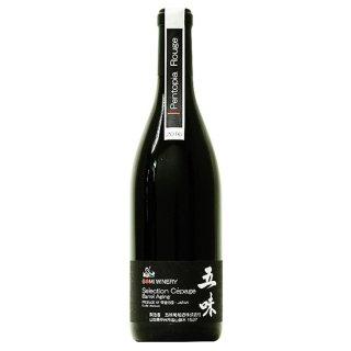 五味葡萄酒 ペントピアルージュ [2016] 720ml